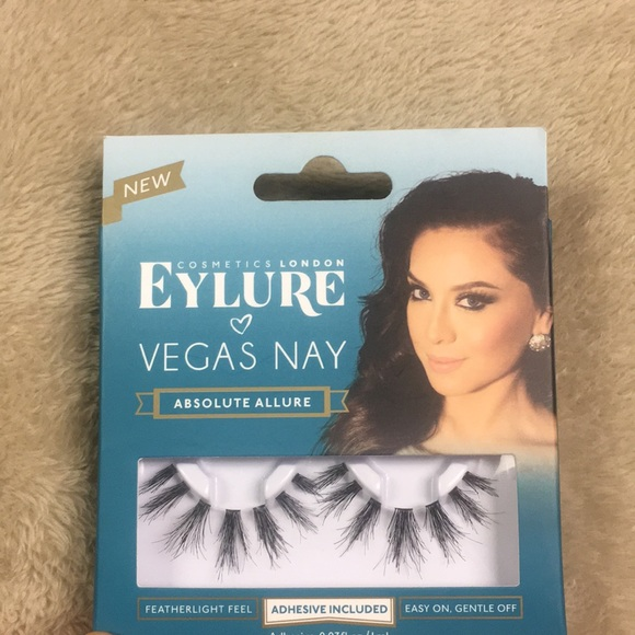 Makeup Eyelure Vegas Nay Eyelashes Poshmark